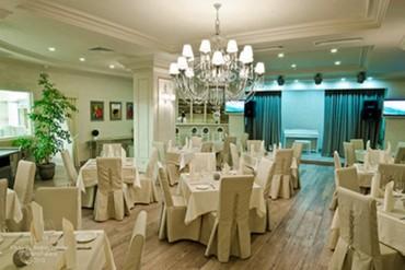 """фото ресторан, Отель """"Пальмира-Палас"""", Ялта"""