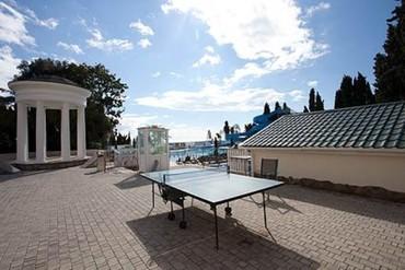 """фото теннисный стол, Отель """"Пальмира-Палас"""", Ялта"""