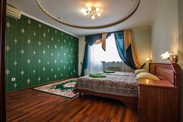 """фото апартаменты 4-местные (супер), Отель """"Лиана"""", Евпатория"""