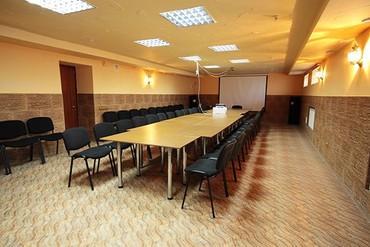 """фото конференц зал, Отель """"Лиана"""", Евпатория"""