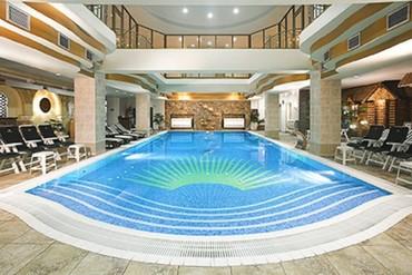 """фото бассейн, Отель """"Пальмира-Палас"""", Ялта"""