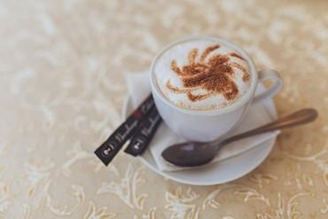 """фото кофе, Отель """"Лиана"""", Евпатория"""
