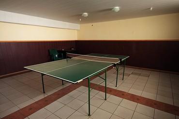 """фото теннисный стол, Отель """"Лиана"""", Евпатория"""
