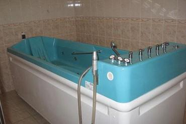 """фото Ванное отделение, Отель """"Сказка"""", Алушта"""