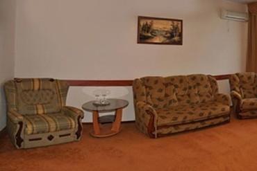 """фото Студия 2-местный 1-комнатный, Отель """"Норд"""", Алушта"""