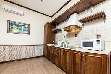 """фото Апартамент 4-местный 3-комнатный, ALEAN FAMILY RESORT & SPA DOVILLE отель (бывш. """"Довиль Отель & SPA"""" SPA-Отель), Анапа"""