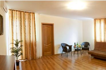 """фото Люкс 2-местный 2-комнатный корп.1, Отель """"Бастион"""", Судак"""