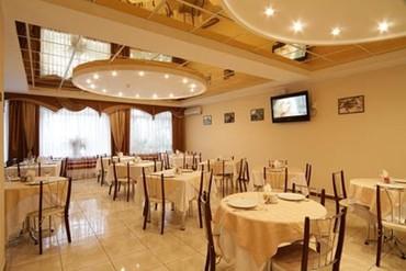 "фото ресторан, Отель ""Норд"", Алушта"