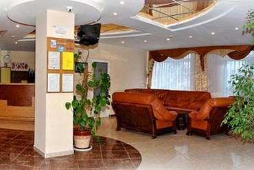 "фото холл, Отель ""Норд"", Алушта"