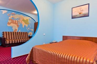 """фото Люкс 2, 3-местный, Отель """"Торнадо"""", Ейск"""