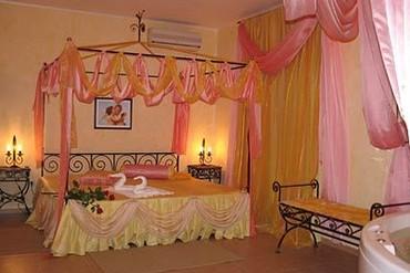 фото Люкс «дольче вита» 2-комнатный, ALEAN FAMILY RESORT & SPA RIVIERA (бывш. «Ривьера-клуб» Отель&SPA), Анапа