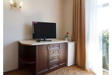 """фото Люкс 2 местный 2 комнатный, Отель """"Нарлен"""", Коктебель"""