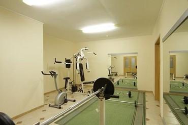 """фото тренажерный зал, Отель """"Норд"""", Алушта"""