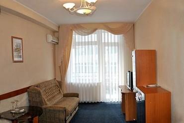 """фото Люкс 2-местный 2-комнатный, Отель """"Норд"""", Алушта"""
