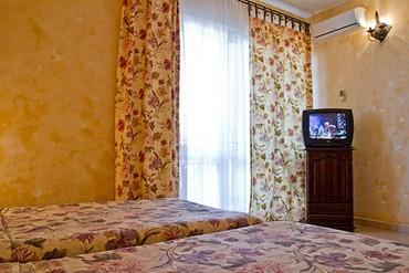фото Стандартный 2-местный, ALEAN FAMILY RESORT & SPA RIVIERA (бывш. «Ривьера-клуб» Отель&SPA), Анапа