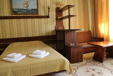 """фото Стандартный 2-местный с террасой, Отель """"Бастион"""", Судак"""