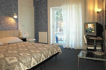 """фото Люкс 2-местный 2-комнатный, Отель """"Paradise"""", Туапсе"""