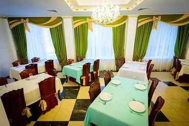 """фото ресторан, Отель & СПА """"Приморье Deluxe"""" (быв. """"Босфор""""), Туапсе"""