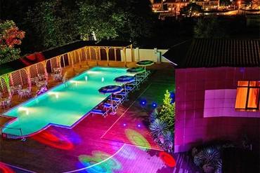 "фото бассейн, Отель & СПА ""Приморье Deluxe"" (быв. ""Босфор""), Туапсе"