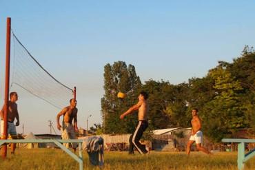 """фото спортивная площадка, База отдыха """"Коронелли"""", Феодосия"""