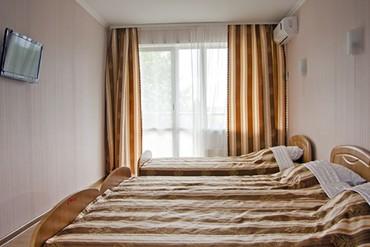 """фото 3-местный стандарт, Отель """"Ателика Таврида"""", Севастополь"""