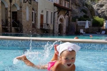 """фото бассейн, Отель """"Soldaya Grand Hotel & Resort"""", Судак"""