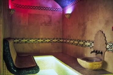"""фото хаммам, Отель """"Soldaya Grand Hotel & Resort"""", Судак"""
