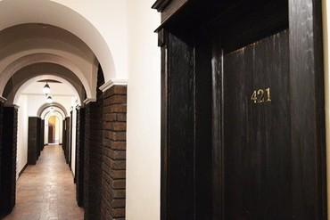 """фото коридор, Отель """"Soldaya Grand Hotel & Resort"""", Судак"""