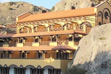 """фото общий вид, Отель """"Soldaya Grand Hotel & Resort"""", Судак"""