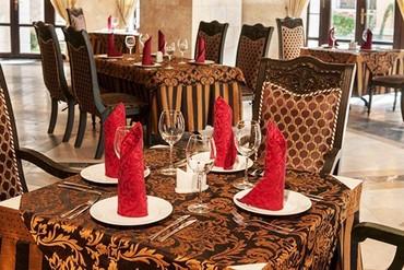 """фото ресторан, Отель """"Soldaya Grand Hotel & Resort"""", Судак"""