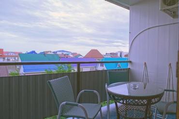 """фото Стандартный 2-местный с балконом, корп. А 2,3 эт.,В 4, 5 эт., Гостиничный комплекс """"Орешник"""", Сочи"""