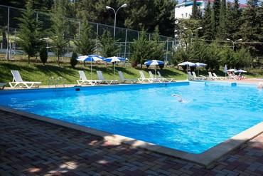 """фото бассейн, Пансионат """"Гренада"""", Сочи"""