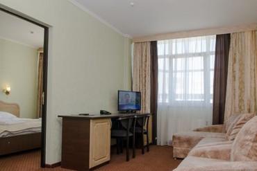 """фото Люкс 2-местный 2-комнатный, Отель """"Каисса"""", Сочи"""