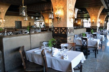 """фото Ресторан """"Граф Орлов"""", Сочи парк отель (бывш. """"Азимут""""), Сочи"""