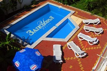 """фото бассейн, Отель """"У Заполярья"""", Сочи"""