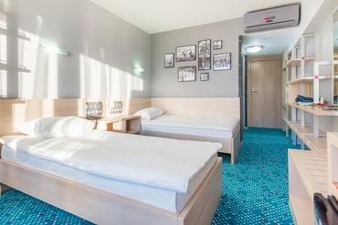 """фото Стандартный 2-местный c двумя кроватями, Отель """"Ялта-Интурист"""", Ялта"""