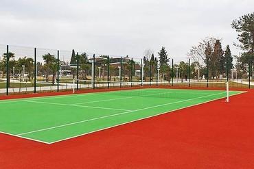 """фото теннис, Отель """"Азимут"""", Сочи"""