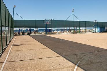 """фото Пляжный волейбол, Гостиничный комплекс """"Аквамарин"""", Севастополь"""