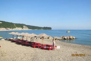 "фото пляж, База отдыха ""Торнадо"", Туапсе"
