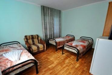 """фото 3 мест. ПК с балконом, Отель """"Островок-1"""", Анапа"""