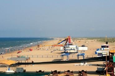 "фото пляж, Отель ""Французский квартал"", Анапа"