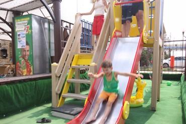 """фото детская площадка, Гостевой дом """"Золотое руно"""", Анапа"""