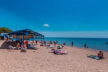 """фото пляж, Отель """"Family Resort"""", Евпатория"""