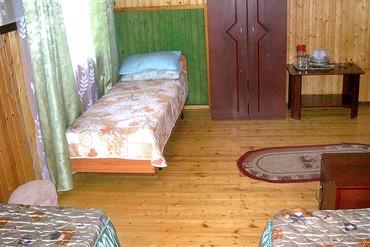 """фото Комфорт 3-местный, База отдыха """"Афалина"""", Анапа"""