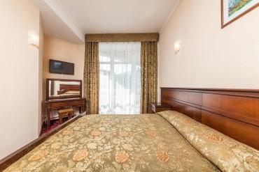 """фото Стандарт 4-местный 2-комнатный, Отель """"Олимп"""", Анапа"""
