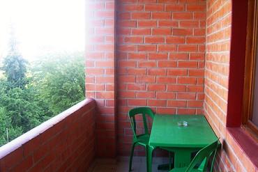 """фото балкон, Отель """"Арго (Лазаревское)"""", Сочи"""