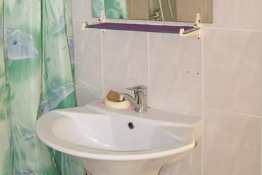 """фото ванная, Отель """"Арго (Лазаревское)"""", Сочи"""