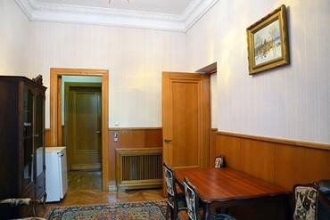 "фото Люкс 2-местный 2-комнатный корпус 1(парк,скала), Санаторий ""Нижняя Ореанда"", Ялта"