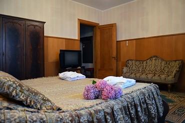 "фото Апартаменты 4-местный 3-комнатный № 21 корпус 2, Санаторий ""Нижняя Ореанда"", Ялта"
