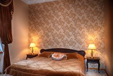 """фото Люкс 2-местный 3-комнатный корпус 1,3(море), Санаторий """"Нижняя Ореанда"""", Ялта"""